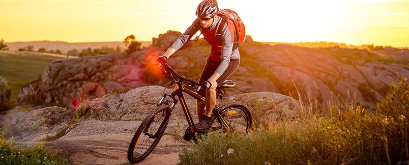 Så väljer du rätt mountainbike
